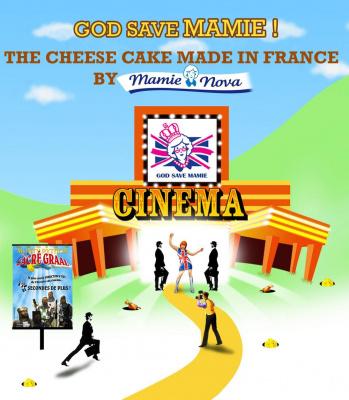 Cheesecake Party by Mamie Nova