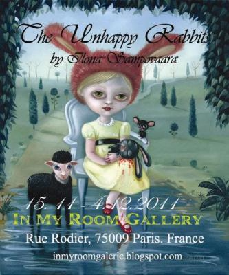 "Exposition ""the Unhappy rabbits"""