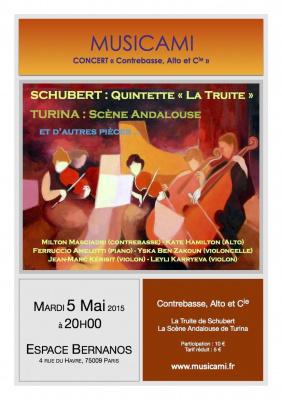 La Truite Andalouse