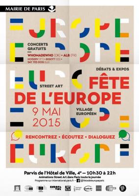 Concerts gratuits : Fête de l'Europe de Paris
