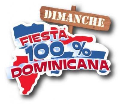 Fiesta 100% Dominicana @ Nix Nox ! avec cours de bachata