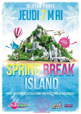SPRING BREAK ISLAND