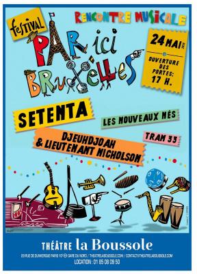 Festival Par Ici Bruxelles