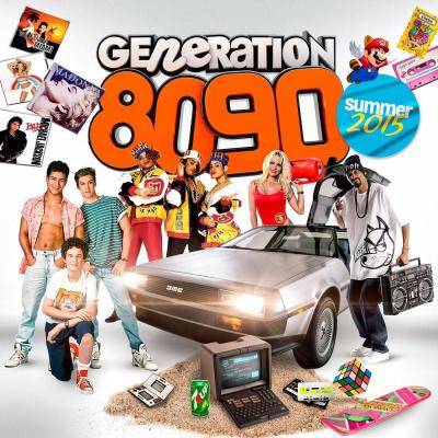 Generation 80-90 retourne le Bataclan (Saison d'été)