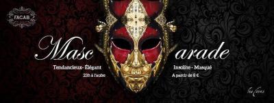 Mascarade Act II : Tendancieux ? Elégant ? Insolite ? Masqué