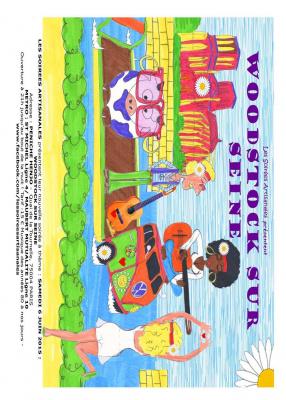 Soirée Woodstock sur Seine