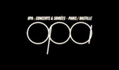 Label Rose @ OPA Paris