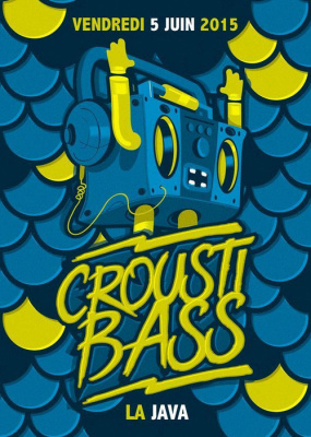 Croustibass w/ ROYAL T