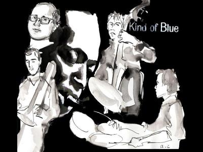 """Eric Willoth & friends - Soirée à thème : """"Kind of blue"""""""