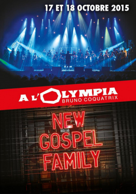New Gospel Family à l'Olympia