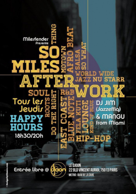 So Miles-AfterWork
