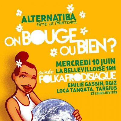 Année du Climat : Alternatiba fête le printemps !