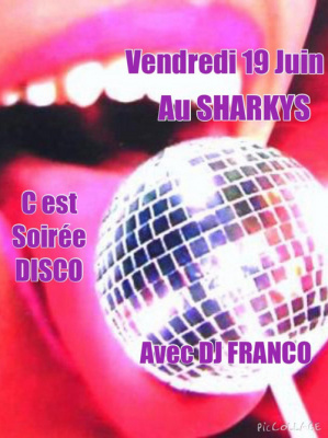 Soiree Mickaël JACKSON VS Annes DISCO