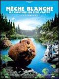 Mèche Blanche, les aventures du petit castor