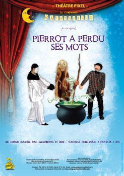 Pierrot a perdu ses mots