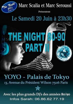 THE NIGHT 80-90