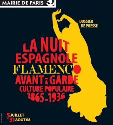 Exposition, Culture, Paris, Petit Palais, Nuit Espagnole, Flamenco