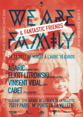WE ARE FAMILY || AGARIC || GLAZART || 16.12.2011