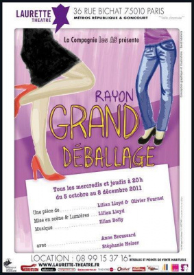 RAYON GRAND DEBALLAGE