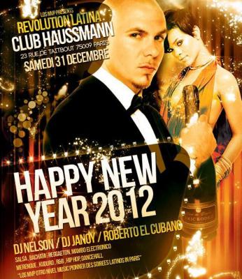 REVOLUTION LATINA - Happy New Year 2012