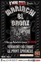 Mariachi El Bronx + Tim Kasher