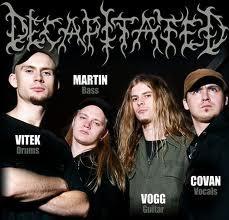 Decapitated + Aborted + Fleshgod Apocalypse + Guests