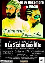 Faïanatur + SUPA JOHN