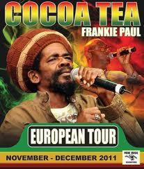 Cocoa Tea + Frankie Paul