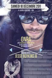 Onra & Jesse Boykins III