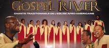 CONCERT GOSPEL RIVER - Programmation 2011