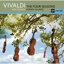 VIVALDI/ les 4 saisons -ALBINONI/adagio-PACHELBEL