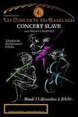 Concert Slave
