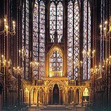 Concerts du nouvel an à la Sainte Chapelle