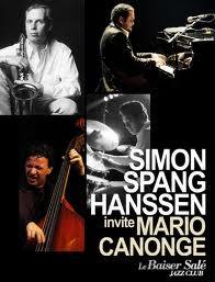 SIMON SPANG HANSSEN invite MARIO CANONGE
