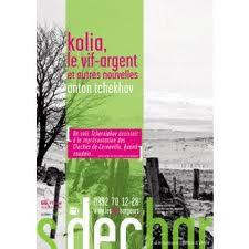 Kolia, le Vif-Argent et autres nouvelles