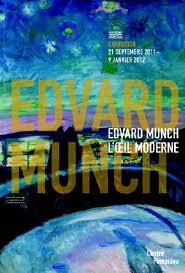 Edvard Munch, l'œil moderne
