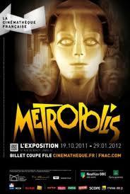 Metropolis, l'exposition