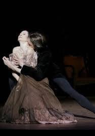 """Ballet de l'Opéra national de Paris : """"Onéguine"""", de John Cranko"""