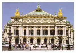 Nouvel an au Palais Garnier