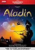 Aladin, spectacle musical de Jean-Philippe Daguerre et Igor de Chaille
