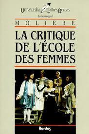 L'Ecole des femmes, pièce de Molière