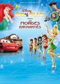 """Disney sur glace - """"Les Mondes Enchantés"""""""