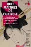 Huit maîtres de l'Ukiyo-E