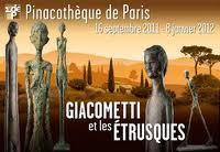 Giacometti et les Etrusques