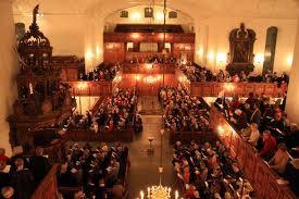 Concert de Noël par une Chorale Norvègienne d'Oslo