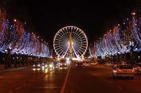 Illuminations de Paris