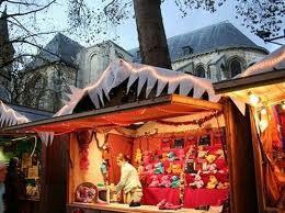 Le village du Père Noël de Saint-Germain-des-Prés