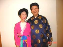 Tran Quang Hai et Bach Yen