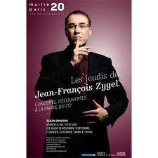 Les Jeudis de Jean-François Zygel