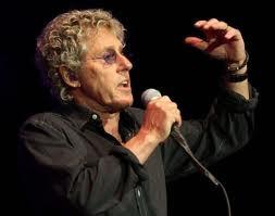 Roger Daltrey en concert à l'Olympia